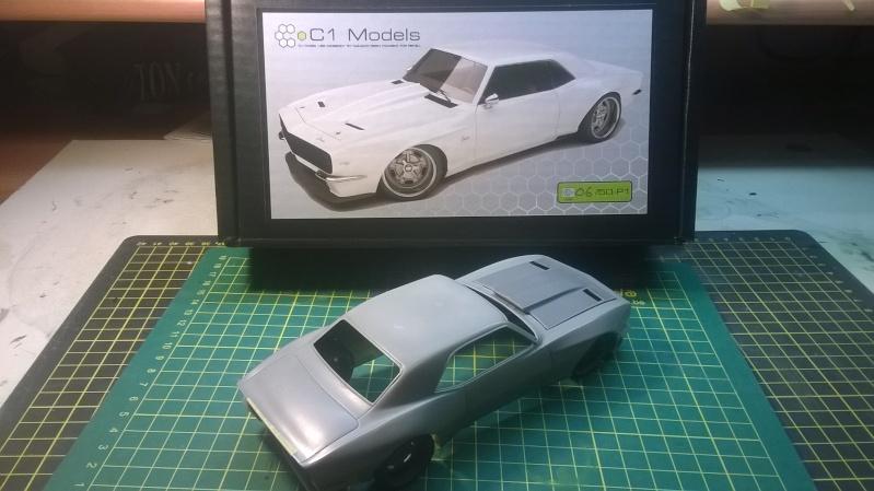 C1 Models - Camaro 67' Resto mod Widebody transkit C1 models  Wp_20111