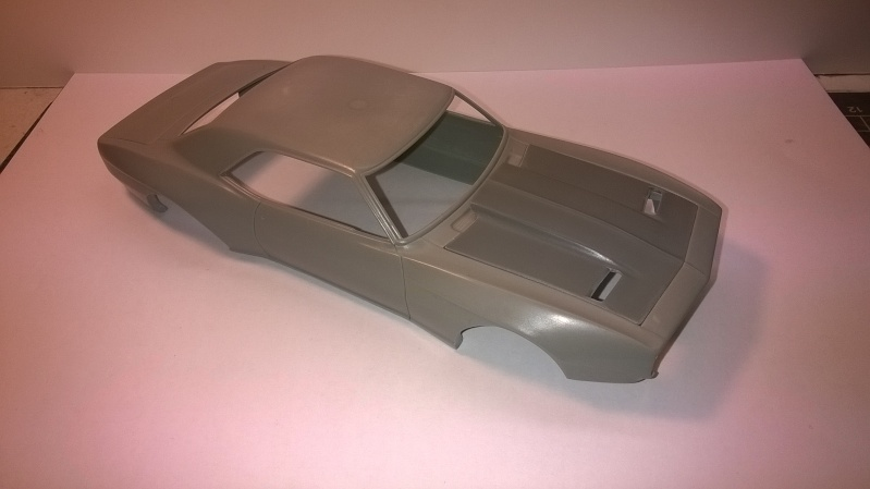 C1 Models - Camaro 67' Resto mod Widebody transkit C1 models  Wp_20112