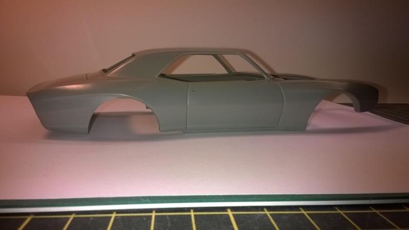 C1 Models - Camaro 67' Resto mod Widebody transkit C1 models  Wp_20114