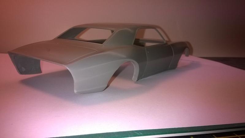 C1 Models - Camaro 67' Resto mod Widebody transkit C1 models  Wp_20115