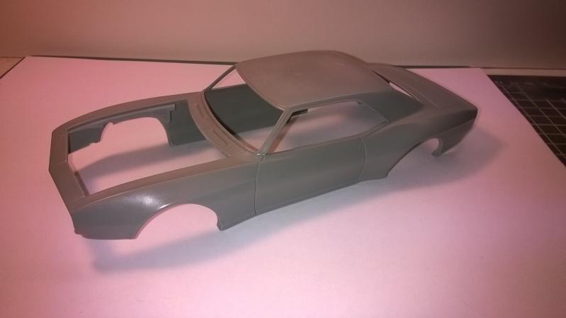 C1 Models - Camaro 67' Resto mod Widebody transkit C1 models  Wp_20116