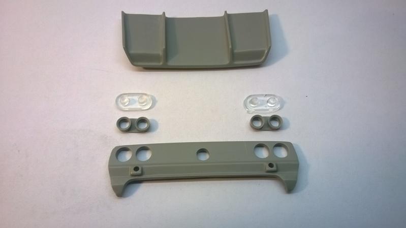 C1 Models - Camaro 67' Resto mod Widebody transkit C1 models  Wp_20117