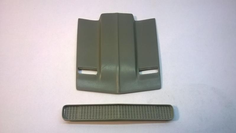C1 Models - Camaro 67' Resto mod Widebody transkit C1 models  Wp_20123