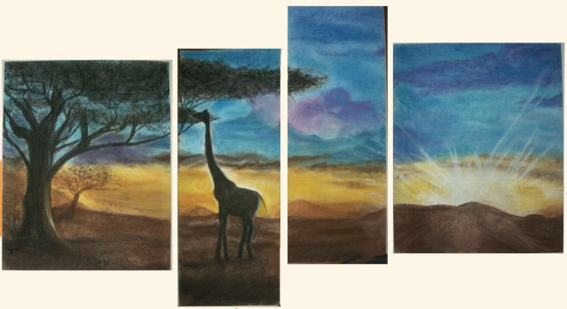 [Dessins] Mes divagations artistiques Afriqu10