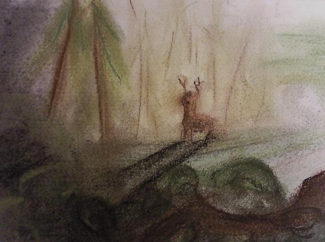 [Dessins] Mes divagations artistiques Bambi10