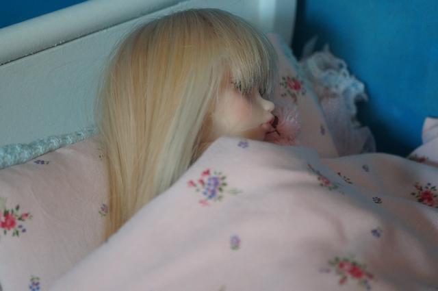 Emily 🎀 Les fleurs [Rhubarbe - Nobles Dolls] Emidod12