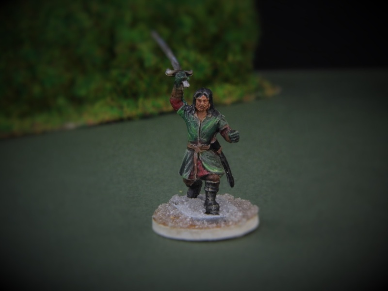 Quelques personnages. Aragor11
