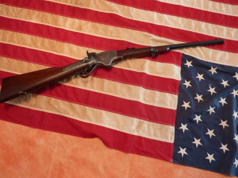 La carabine de selle SPENCER Spence10