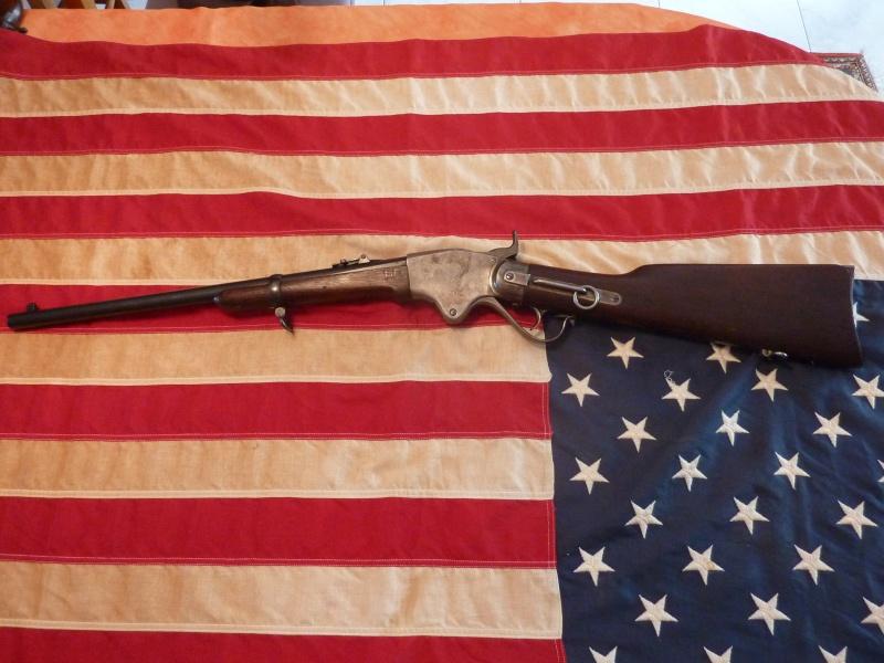 La carabine de selle SPENCER Spence11