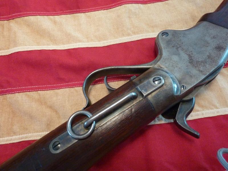 La carabine de selle SPENCER Spence15