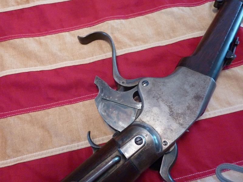 La carabine de selle SPENCER Spence16