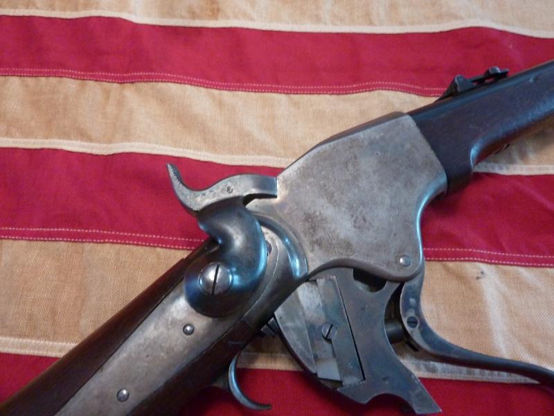 La carabine de selle SPENCER Spence17