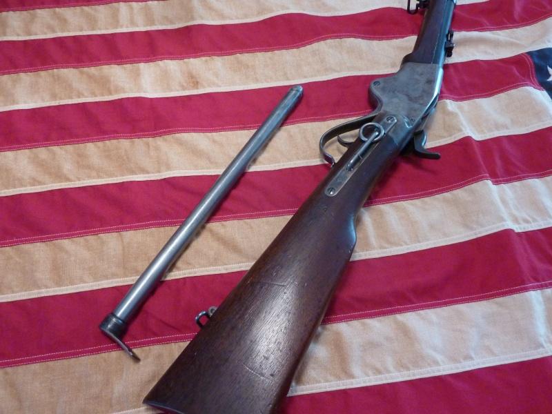 La carabine de selle SPENCER Spence20