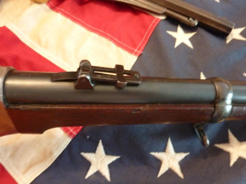 La carabine de selle SPENCER Spence21
