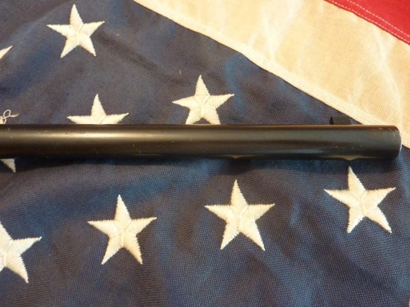 La carabine de selle SPENCER Spence22