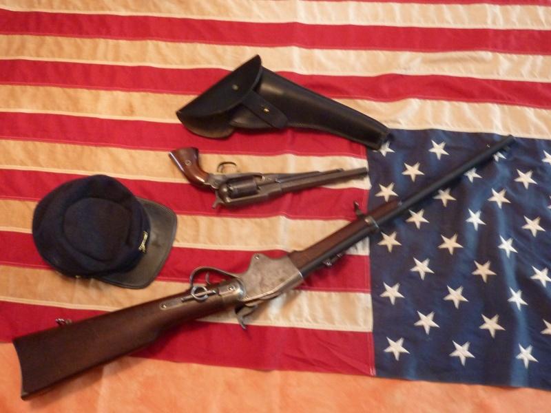 La carabine de selle SPENCER Spence25