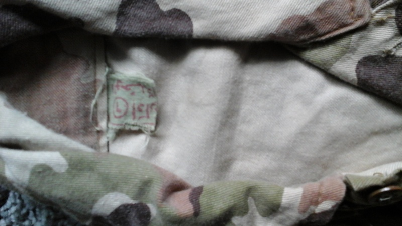 Egyptian Special Forces Dense Scrambled Egg Jacket 20150612