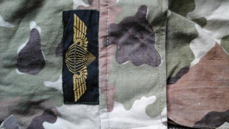 Egyptian Special Forces Dense Scrambled Egg Jacket 20150614