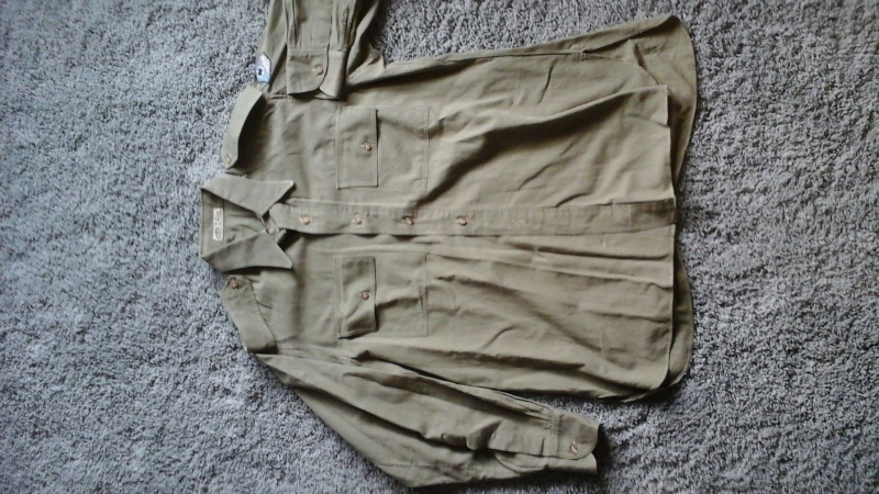 Early IDF Airforce Shirt 20150615
