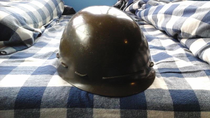 Early JGSDF Helmet? 20150618