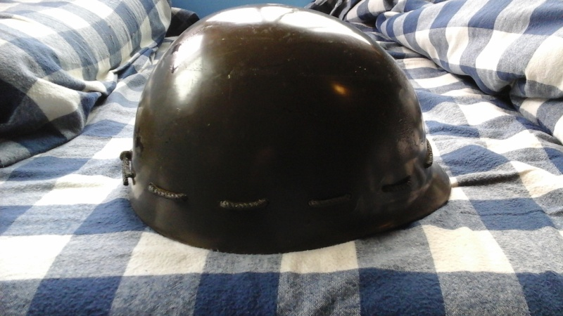 Early JGSDF Helmet? 20150619