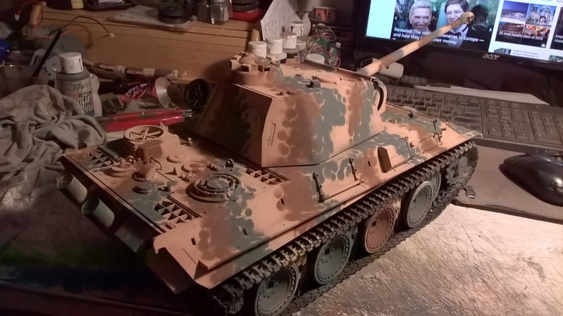 Airbrushler's New Panther G Wp_20111