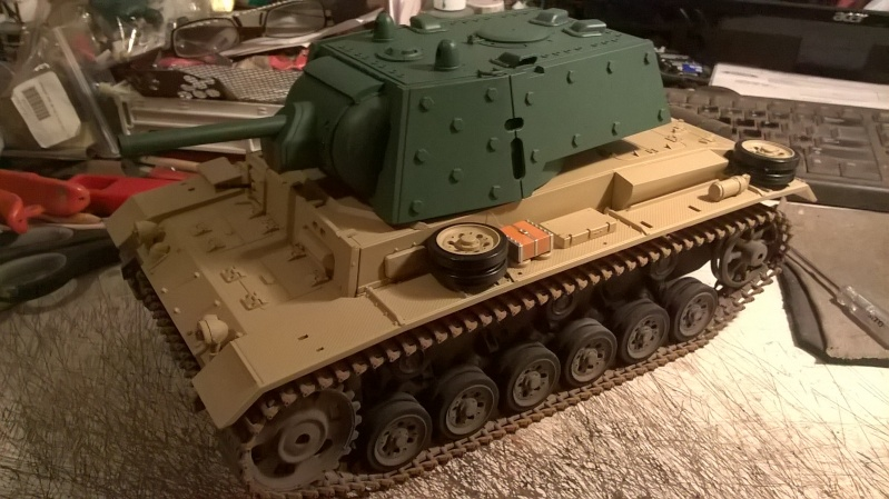 Tiger I/KV upper/Pz III Upper For Sale Wp_20128