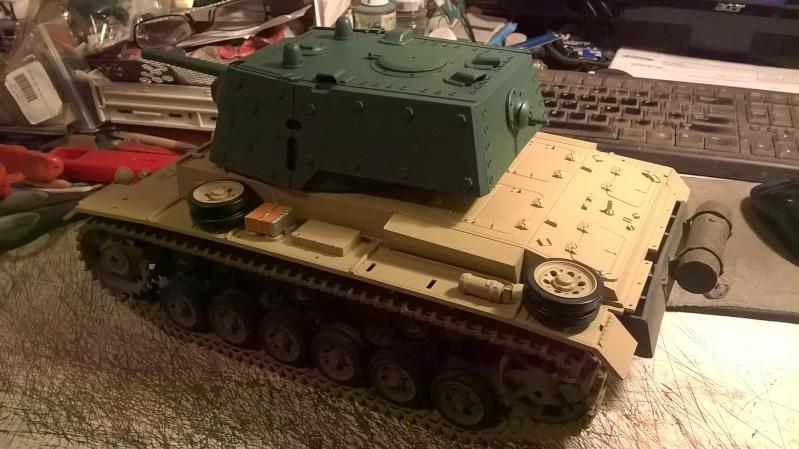 Tiger I/KV upper/Pz III Upper For Sale Wp_20129