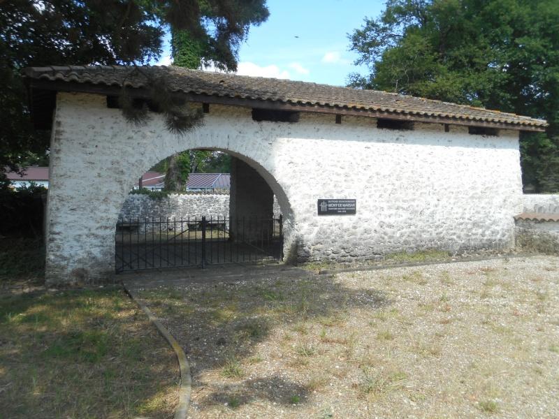 cimetière allemand 14-18 de Mont de Marsan (40) Dscn1110