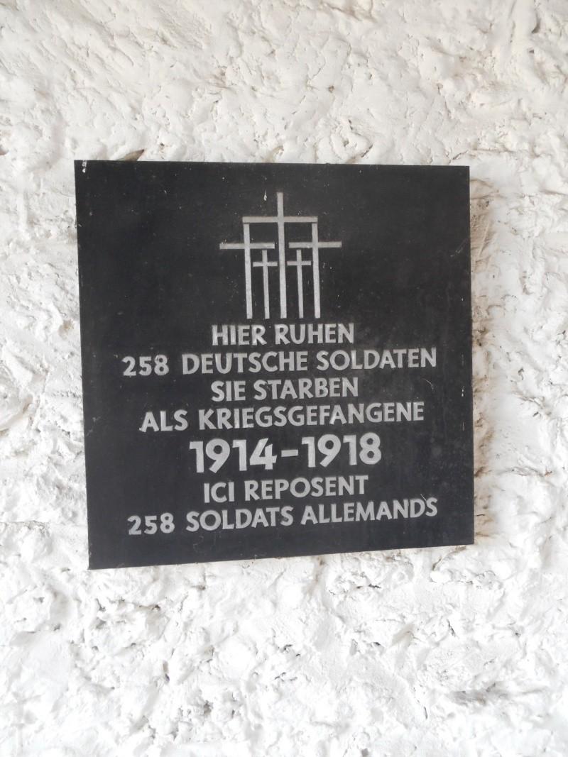 cimetière allemand 14-18 de Mont de Marsan (40) Dscn1113