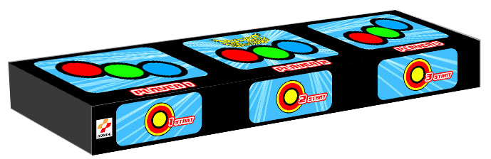 Arcade, baby !!! - Mes bornes, panels et sticks arcade homemade Bashib10