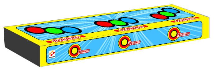 Arcade, baby !!! - Mes bornes, panels et sticks arcade homemade Bashif10