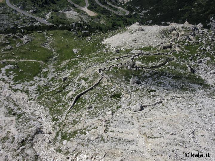 """[Escursionismo verticale] Via """"Alessandra"""" al Piccolo Lagazuoi Ra0110"""