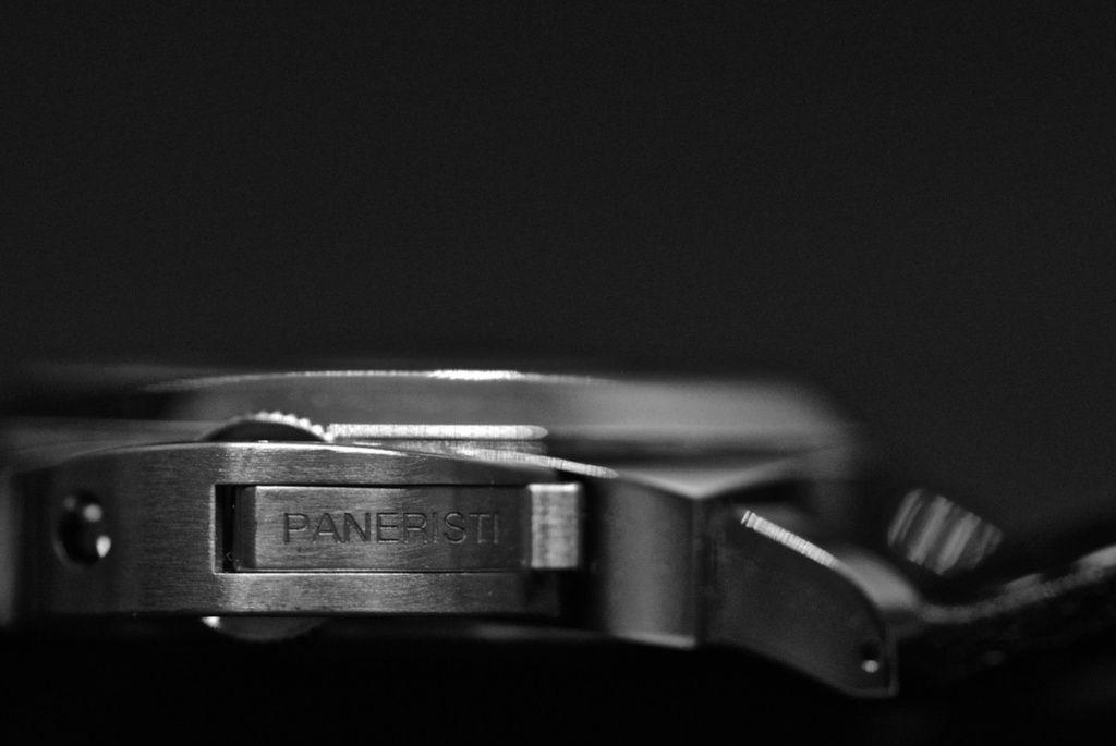 Communiqué de Presse : LUMINOR BASE LOGO ACIER -15th Anniversary Paneristi.com– 44mm - PAM00634 Captur10