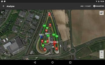 Race Chrono (chronomètre GPS gratuit) - Page 8