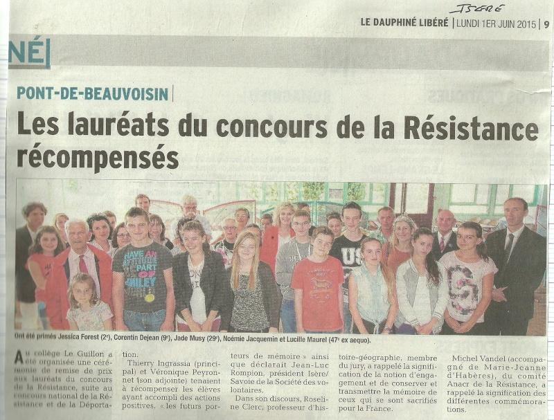 REMISE PRIX CONCOURS DE LA RESISTANCE Remis_10