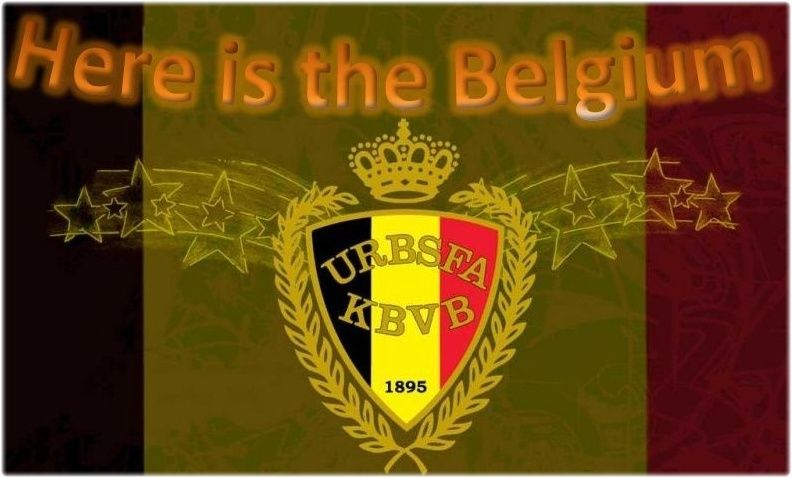 Here is the Belgium