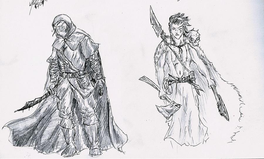 Les dessins de Gromdal - Page 5 Assass10