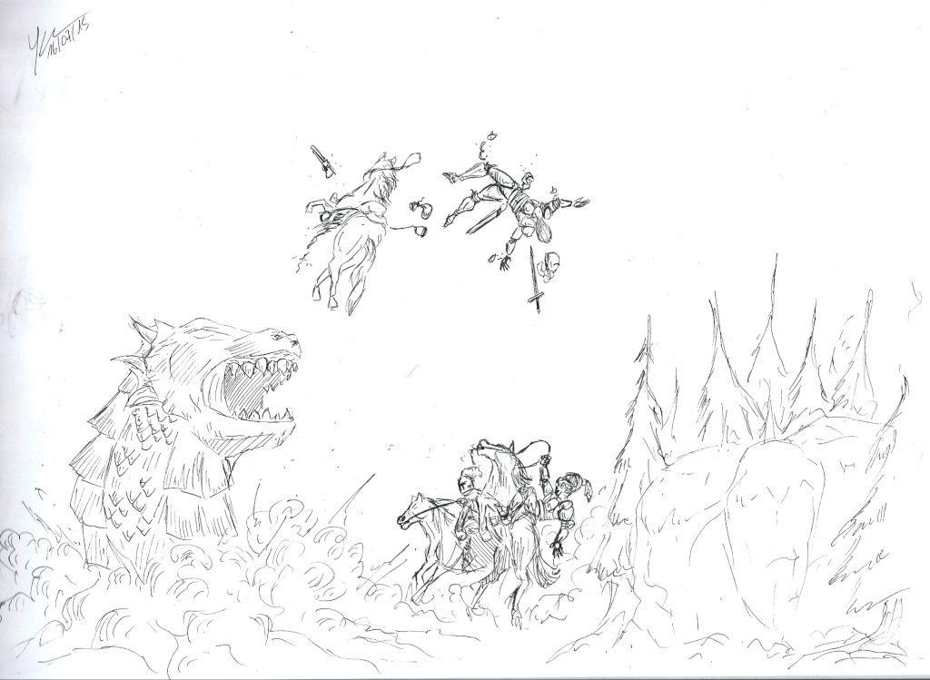 Les dessins de Gromdal - Page 5 Dreadm10