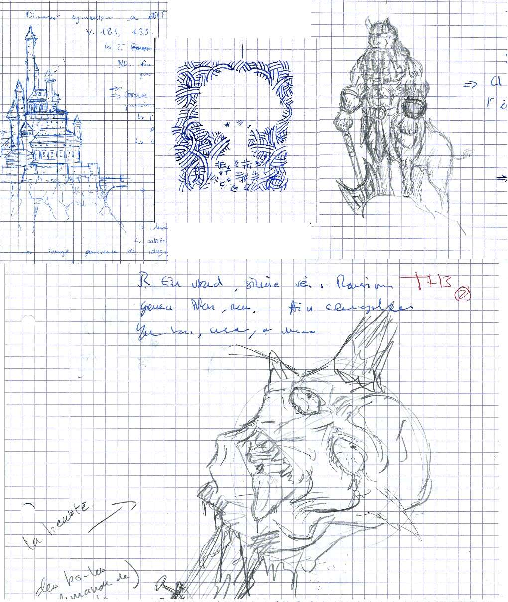 Les dessins de Gromdal - Page 5 Franca11