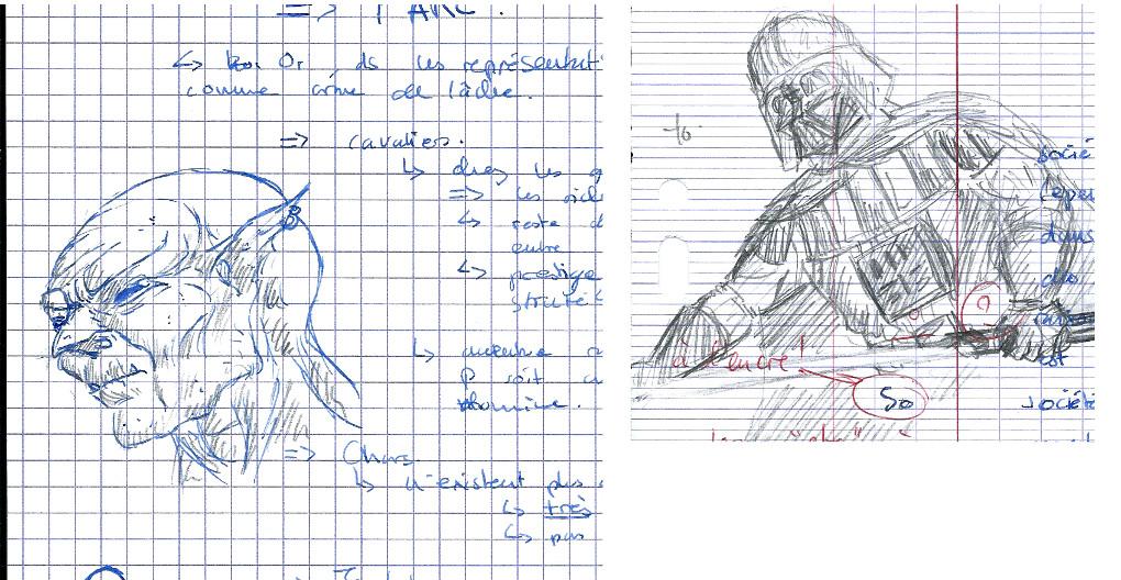 Les dessins de Gromdal - Page 5 Franca15