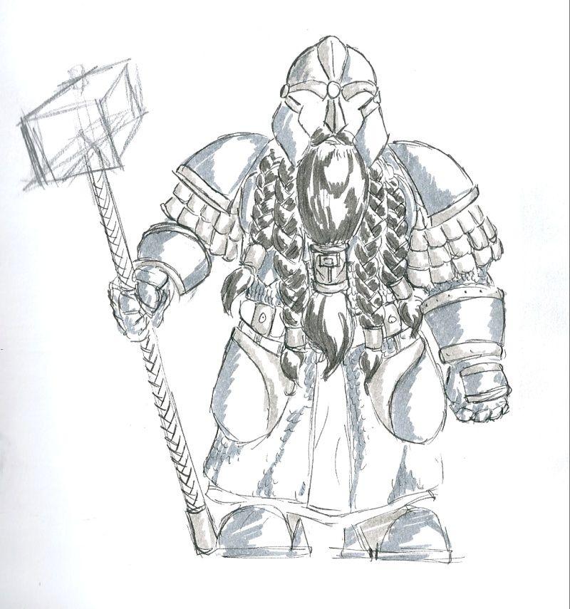 Les dessins de Gromdal - Page 5 Martel10