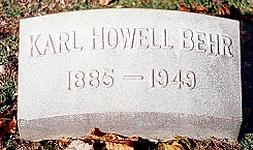 Karl Howell Behr Behr_k10