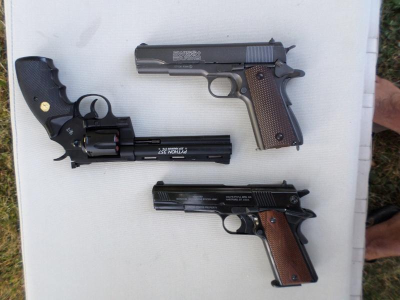 1911 diabolos,P1911 bbs et 357bbs Sam_2210