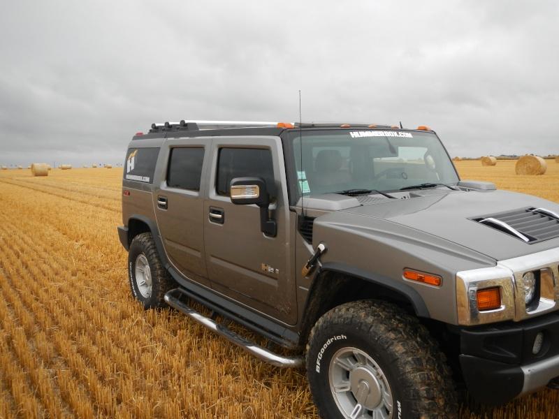 Grizou est arrivé ; Hummer H2 luxury greystone & sedona - Page 5 Dscn1110
