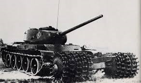 T-34 Démineur Ch110