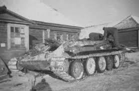 T-34 De Dépannage Ch211