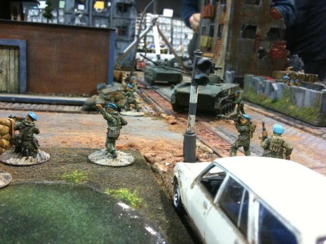 Zombies contemporain : dédicace à Riri, Masp et Bawon Photo_12