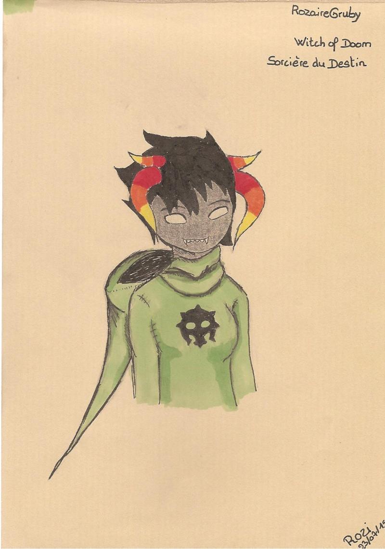 Exposition de Dessins - Rozi - Page 2 Troll_10