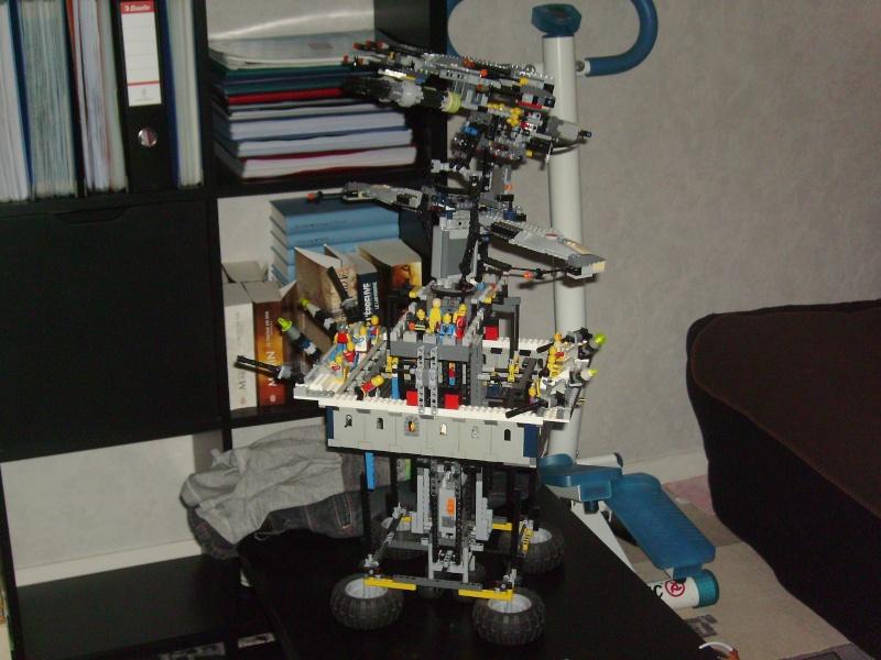 [MOC] Le MOC épique : The Robot Imgp0010